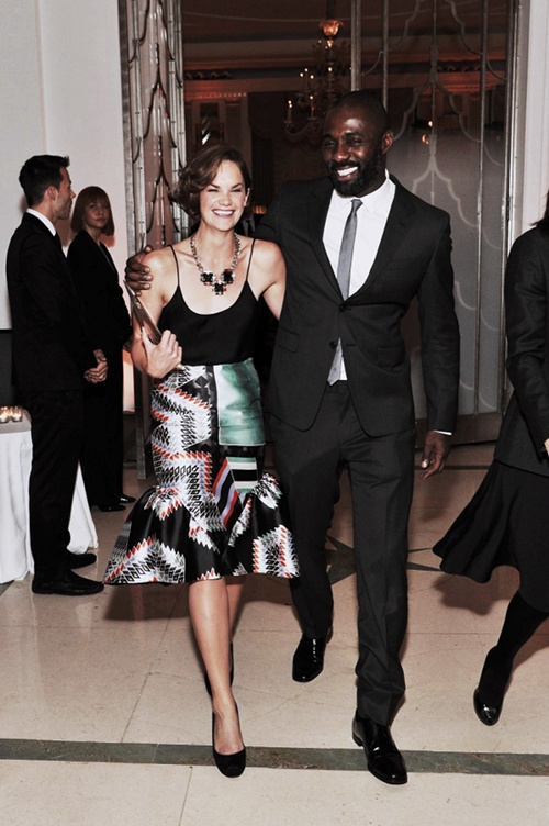 LUTHER! Incredible series. Ruth Wilson & Idris Elba