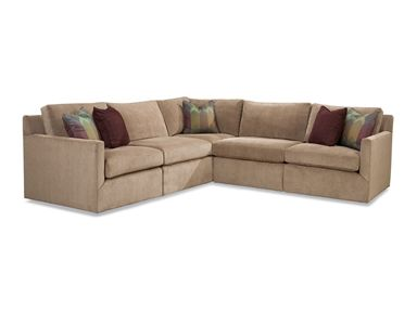 Shop For Huntington House Sectional, And Other Living Room Sectionals At Swanns  Furniture And Design In Tyler, TX. Consists Of: And
