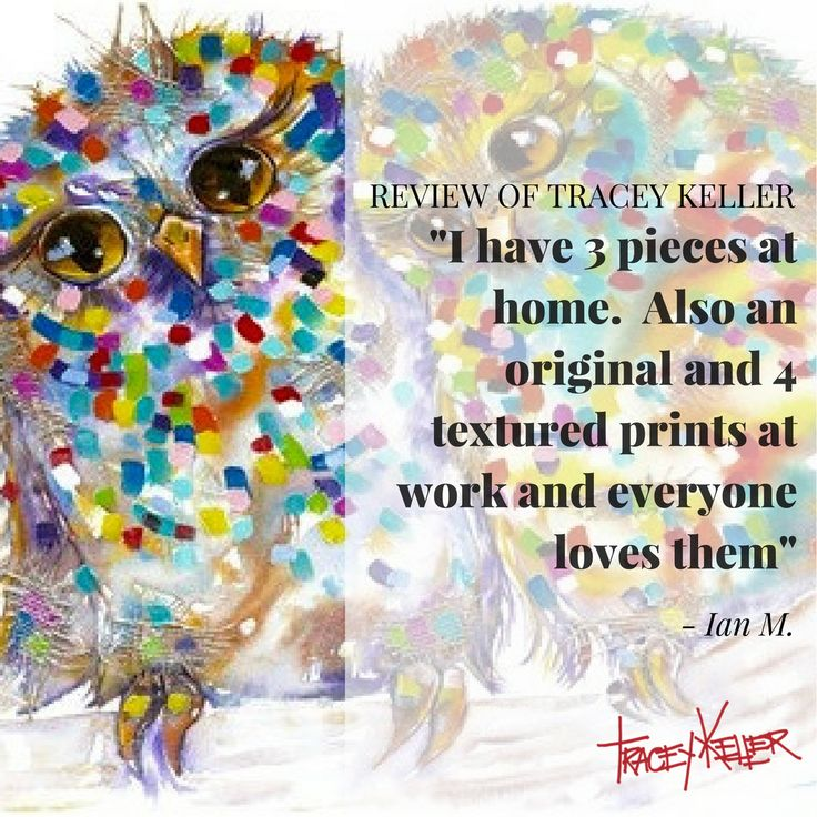 Ian, I am so happy that everyone loves them!  Thank you for your kind words.    #traceykeller #australianartist #artappreciation