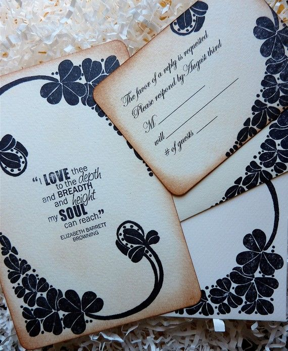 Matchy Matchy Letterpress Invite And Handmade Envelope: 1000+ Images About DIY: Wedding