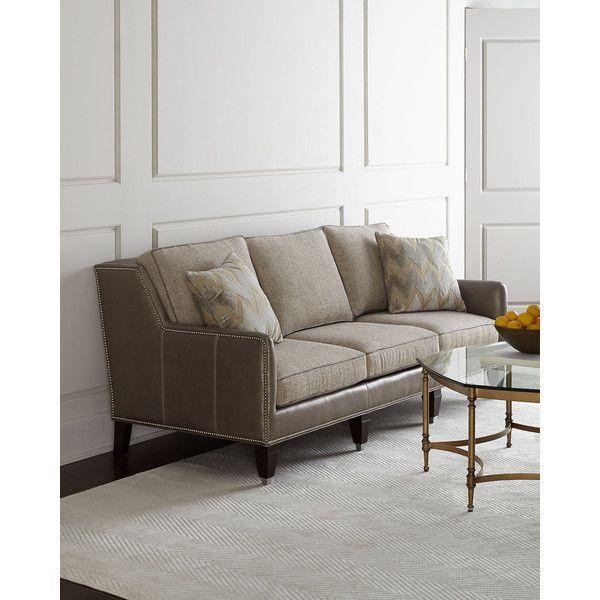 Massoud Besen Sofa 178980 Twd Liked On Polyvore