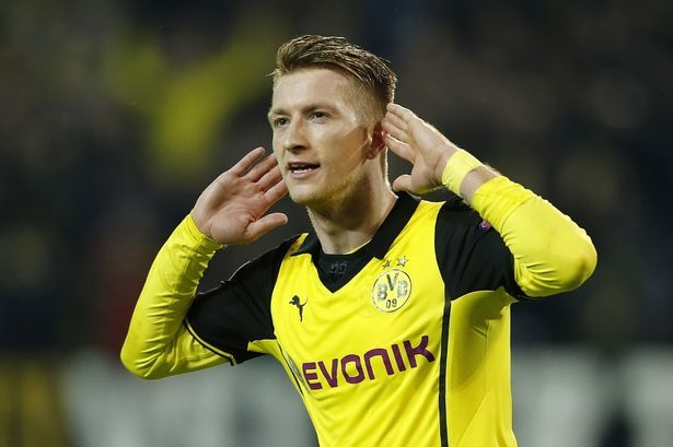 Is Marco Reus' Transfer Saga Over Now? - http://movietvtechgeeks.com/is-marco-reus-transfer-saga-over-now/-Marco Reus, the 25-year-old attacking midfielder has signed a new deal with Borussia Dortmund, which would keep him there till 2019. There was a lot of speculation about the future of Reus until he penned a new deal worth 6 million pounds