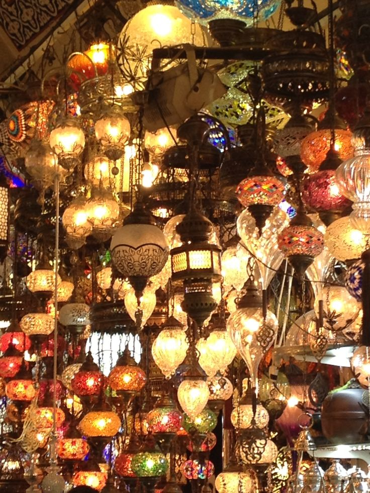#istanbul #grandbazar #lights and #colors