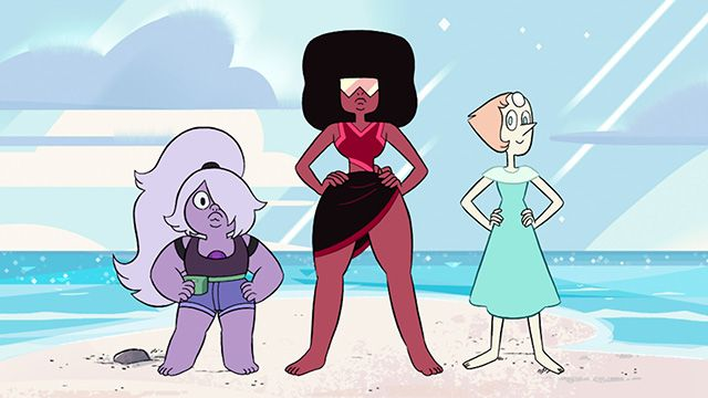 Steven Universe: A Great Start For an Internsectional Feminist Children's Show | Fembot