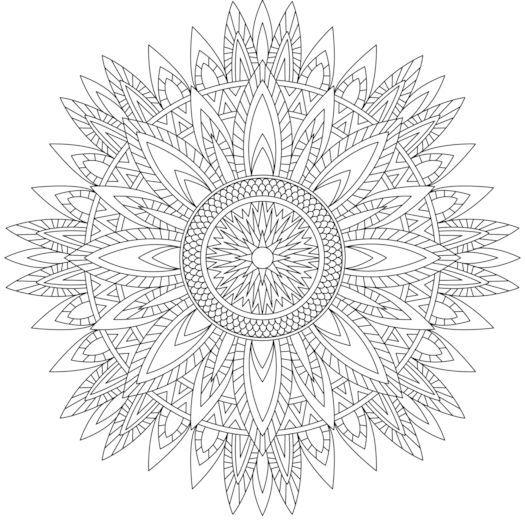800 Best Images About Basic Mandala On Pinterest