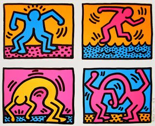Keith Haring - famous graffiti artists graffiti artists names