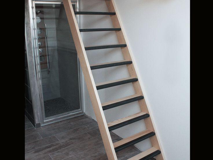 les 25 meilleures id es de la cat gorie echelle meunier sur pinterest escalier de meunier. Black Bedroom Furniture Sets. Home Design Ideas