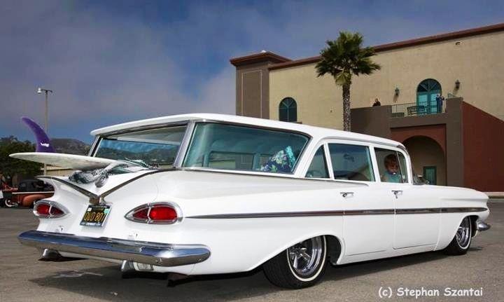 59 chevy wagon