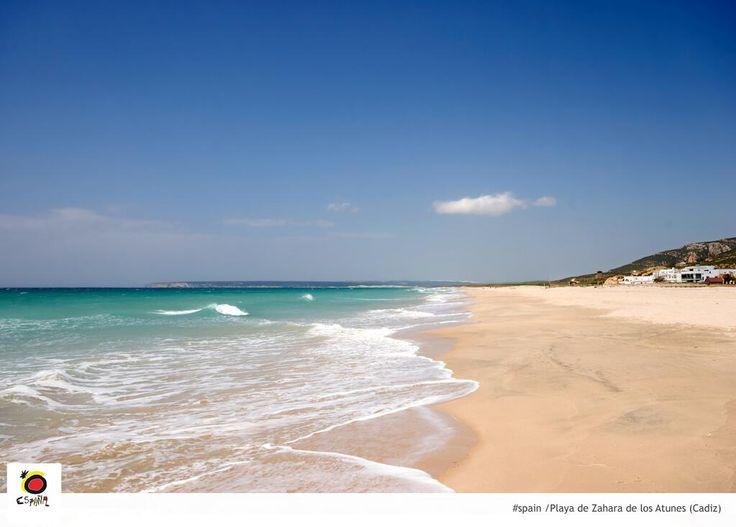 Zahara de los Atunes outside Cadiz - Nicest beach I´ve visited