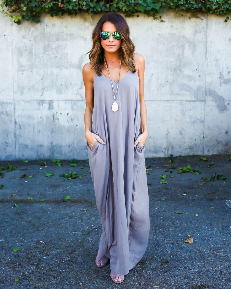 Olivian Maxi Dress