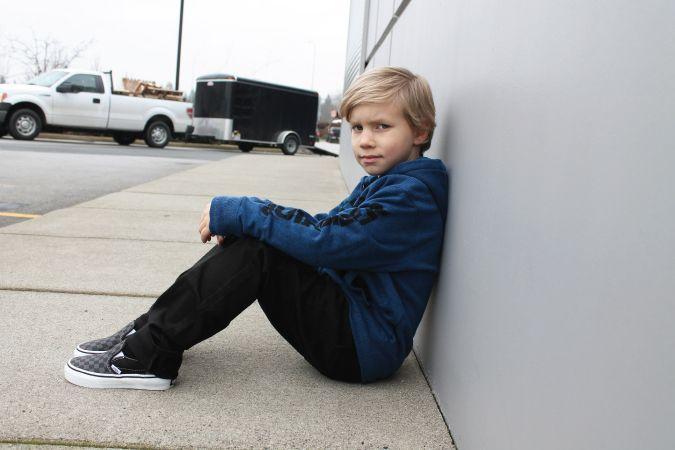 Little boy's style @quiksilver & @vans