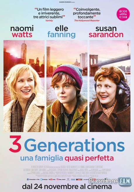 3 Generations - Una famiglia quasi perfetta Streaming/Download (2016) HD/ITA Gratis | Guardarefilm: http://www.guardarefilm.eu/streaming-film/10008-3-generations-una-famiglia-quasi-perfetta-2016.html