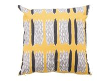 Elixir Cushion 45 x 45cm, Ochre Yellow