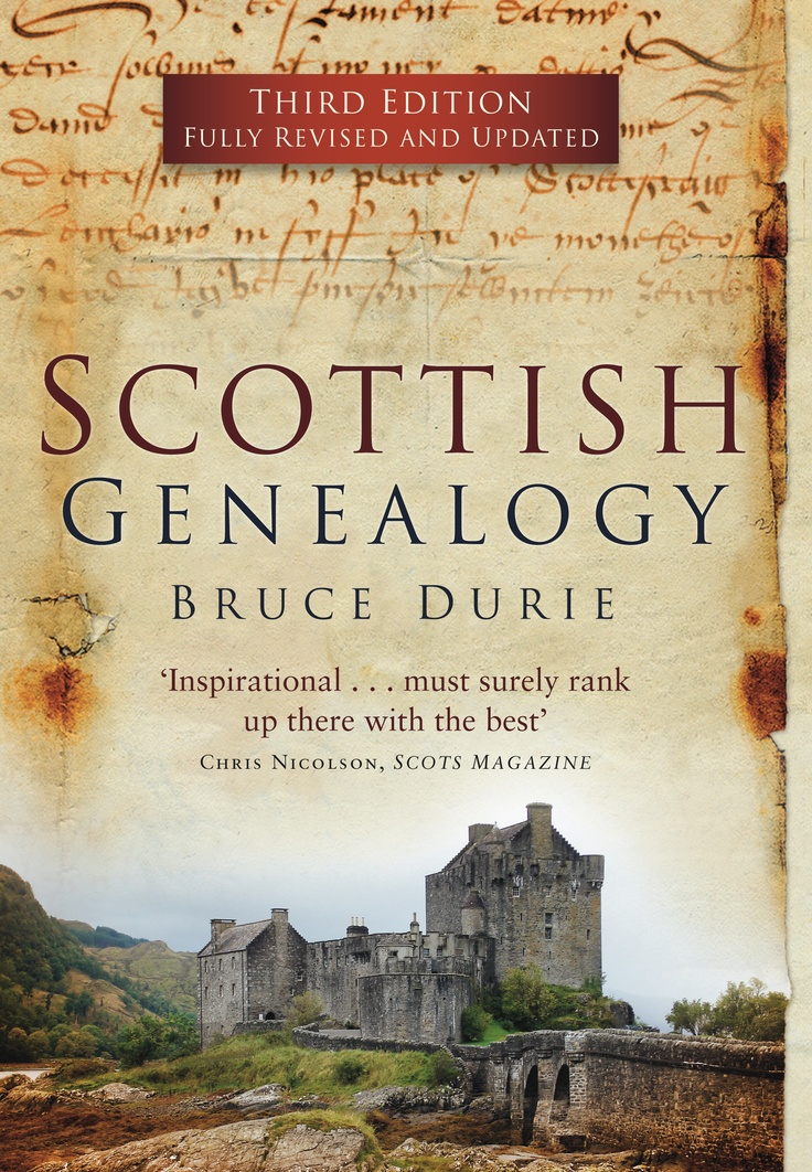 This fully revised updated third edition of Scottish Genealogy is a comprehensive guide to tracing your family history in Scotland. This book is based on established genealogical practice exploits the rich resources that Scotland has to offer.