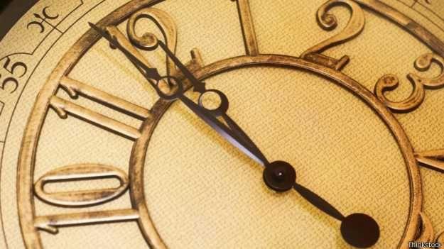 Por qué es tan precisa la hora actual