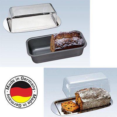 chg  Königskuchen-Backset 3-teilig Kuchenform