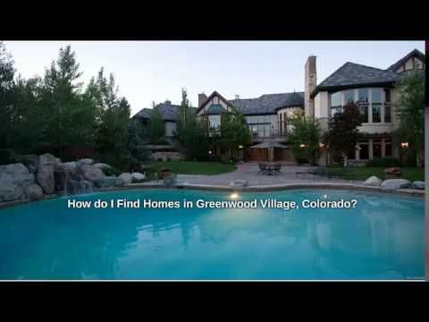 Beautiful Homes for Sale in Greenwood Village, Colorado | ISO Denver Rea...