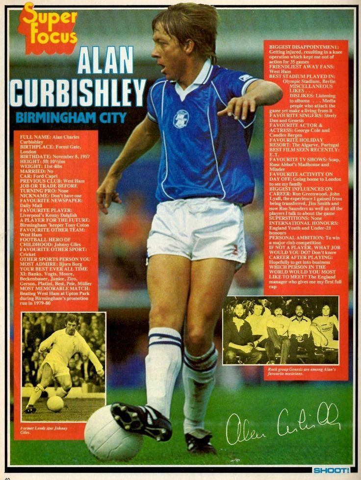 Alan Curbishley BCFC