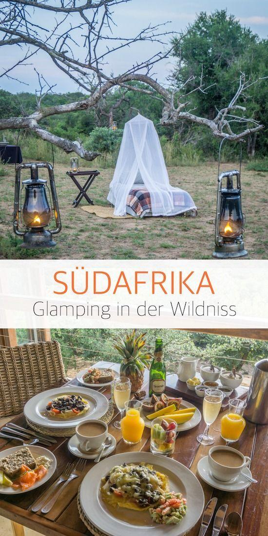SÜDAFRIKA - Safari & Glamping in der Wildniss