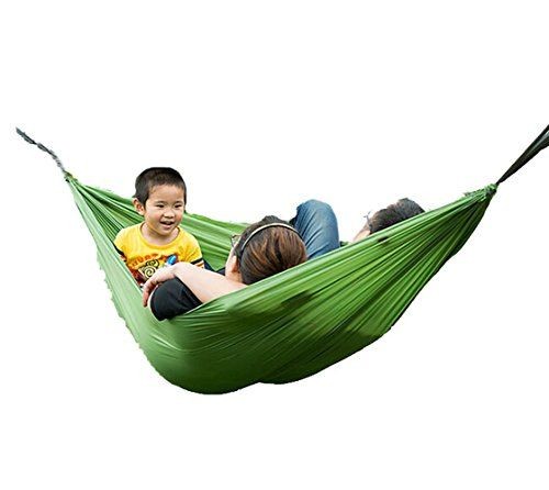 H15 Naturehikenh Super Light Outdoor Hammock Leisure Double Hammock Green *** Continue to the product at the image link.(This is an Amazon affiliate link)