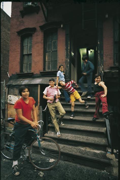Magnum Photos- View image only Ara Guler USA. NYC. 1974.