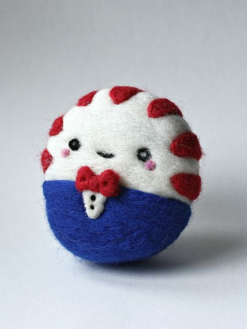 Adventure Time Needle Felting Peppermint Butler | Flickr - Photo Sharing!
