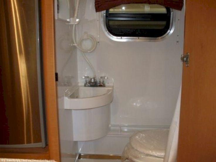 35 Simple RV Bathroom Remodel Ideas. Best 25  Rv bathroom ideas on Pinterest   Van conversion sink