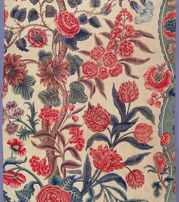 Indian Cotton. 1725