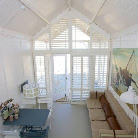 Hip en zonnig strandhuisje KUST