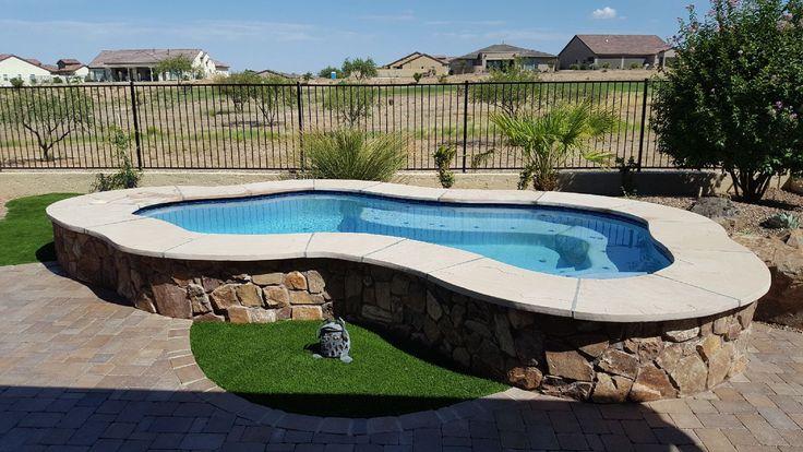 Spools In Arizona Pool Builders Pool Outdoor