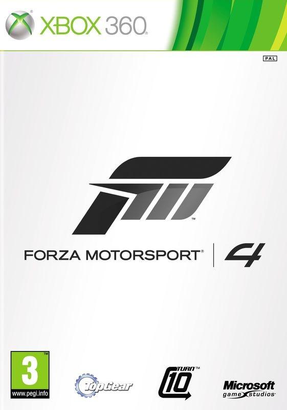 Forza Motorsport 4 $50
