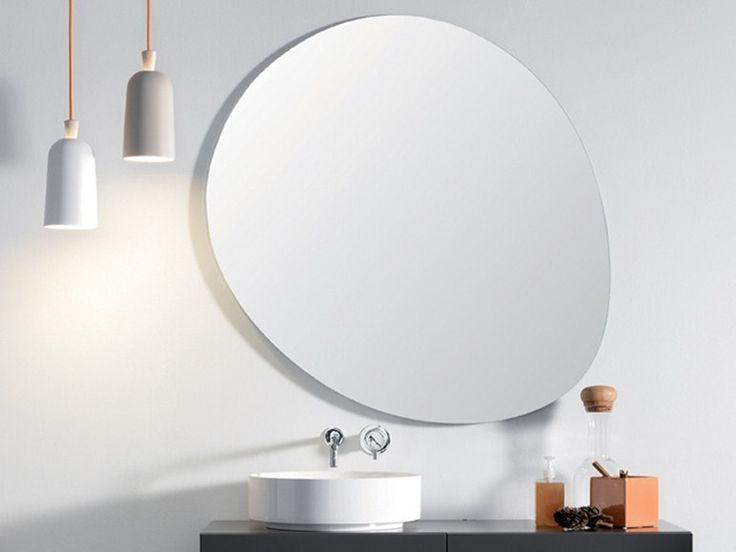 specchi per bagno particolari - specchi per bagno particolari con un buon design