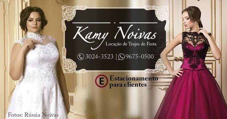 Noivas Plus size, Debutante - Kamy Noivas