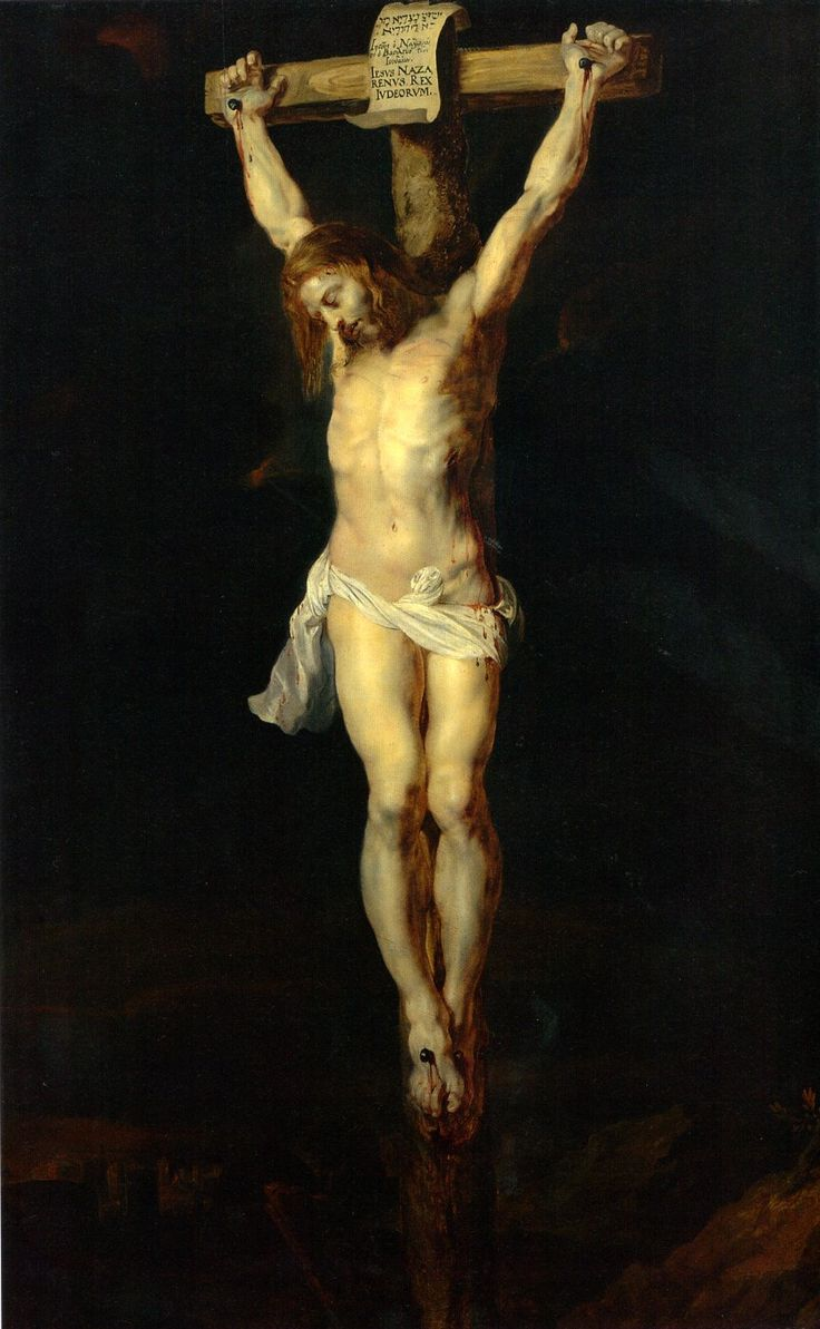 Sir Peter Paul Rubens, The Crucifixion, 1620