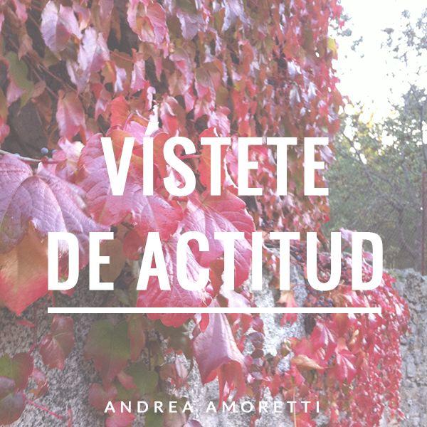 Pista de Estilo 26 | Andrea Amoretti - El estilo que te hace feliz