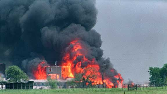 an analysis of the attribution of the waco incident 25 years later, the siege of david koresh's branch davidians challenges our definition of cult.