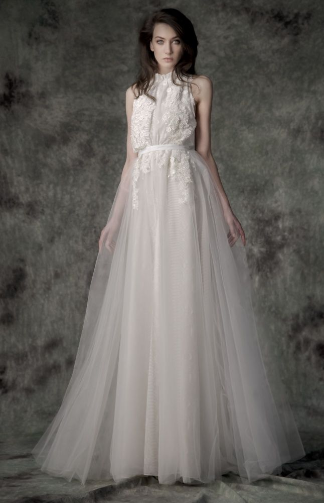 Orchid Wedding Gown – Simona Semen – Rochie de mireasa Orchid