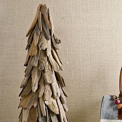 Great idea with driftwood