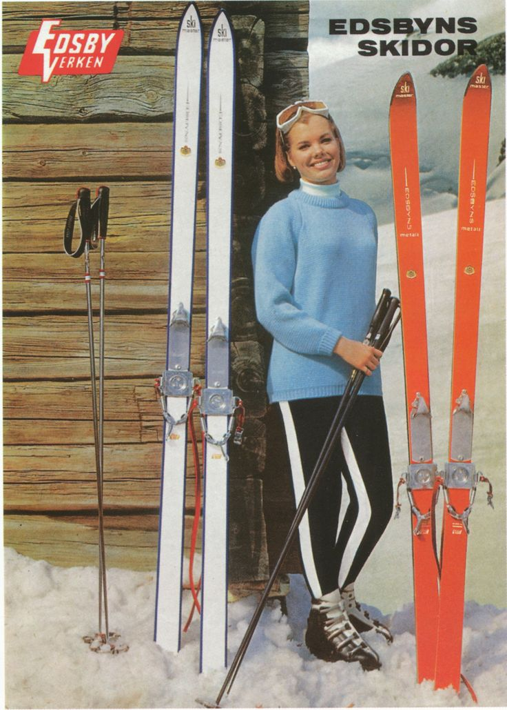 Furniture production has always been the our core business, even though Edsbyverken was known for a long time as one of the worlds major ski manufacturers. #edsbynoffice #edsbynclassic #advertising #ski