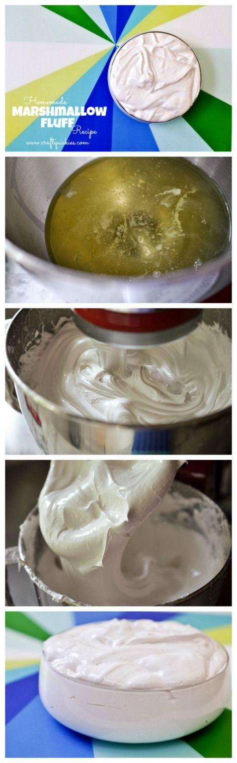 Heavenly Homemade Marshmallow Creme