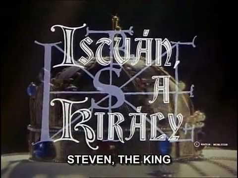 Stephen, the King (István, a király) - Hungarian rock opera from the Mil...