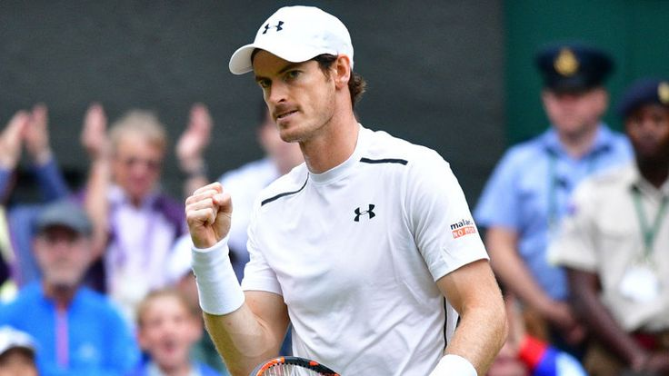 Andy Murray wary of talent of Fabio Fognini at Wimbledon
