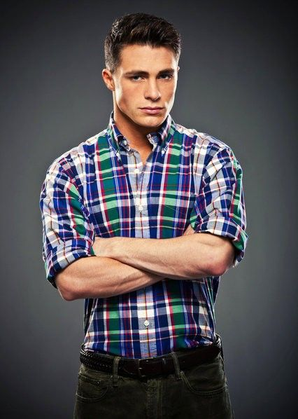 Colton Haynes, breakout from Teen Wolf. Not just a pretty face.