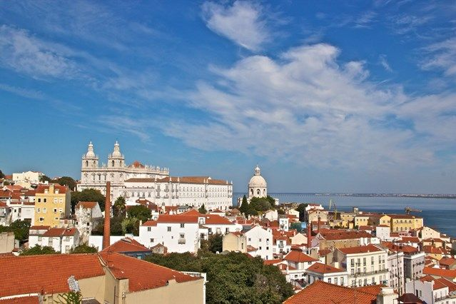Why Lisbon is Europe's coolest city right now
