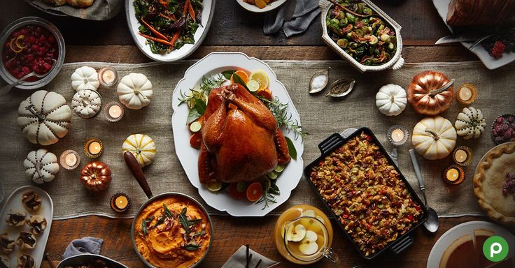 Find inspiration for your own Thanksgiving table this year with recipes and crafts you can make with your loved ones.