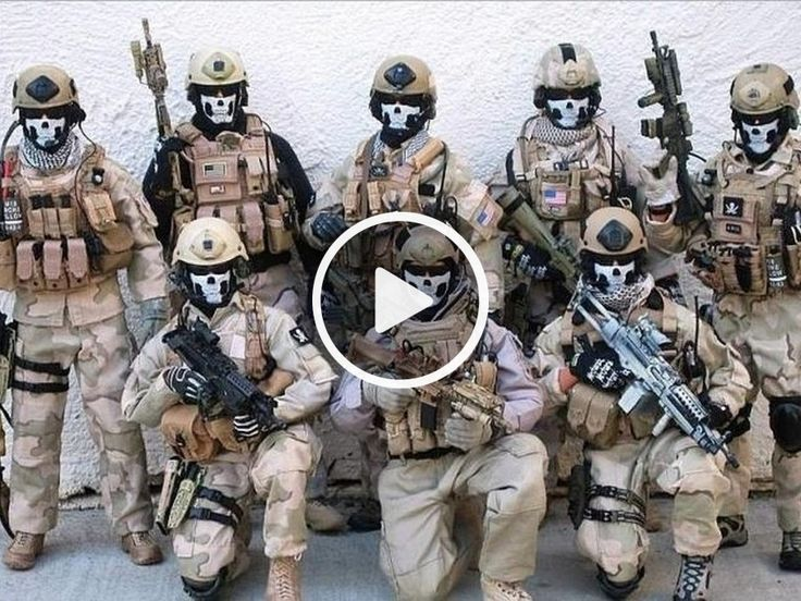 The Best Compilation of the U.S SPECIAL FORCES in Action