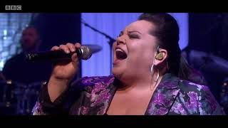 Keala Settle – This Is Me. The Graham Norton Show. 9 Feb 2018 - Keala Settle performing the Oscar-nominated This is Me from The Greatest Showman. The Graham Norton Show. 9 Feb 2018.  Guests include Saoirse Ronan, Eric McCormack, Debra Messing, and comedian Rob Beckett.  Lyrics:  I'm not a stranger to the dark  Hide away, they say  'Cause we don't want your broken parts  I've learned to be ashamed of all my scars  Run away, they say  No one will love you as you are  But I won't let them break…