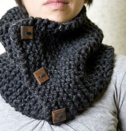 Cutest scarf I ever did see.