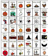 halloween symbols esl