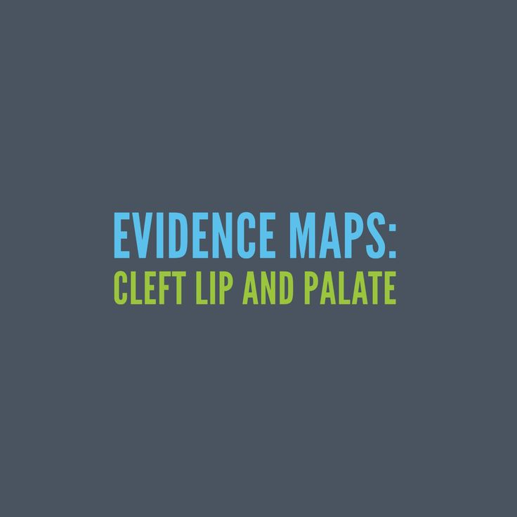 Cleft and Lip Palate: A comprehensive collection of evidence-based research, articles, clinical expertise and client perspectives. #cleftlip #speech #SLP #ASHAebp